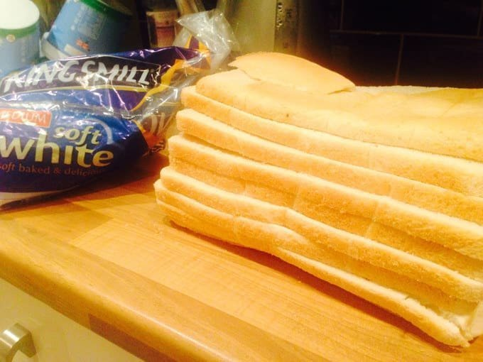 7. Хлеб, порезанный вдоль в интернете, неожиданно, непонятно, подборка, странно, странные фото, фото