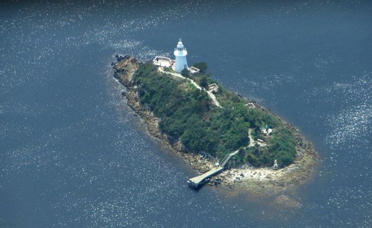 Остров Bonnet Island