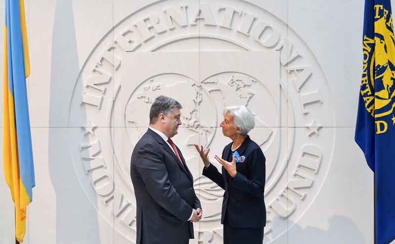МВФдает Украине последний шанс