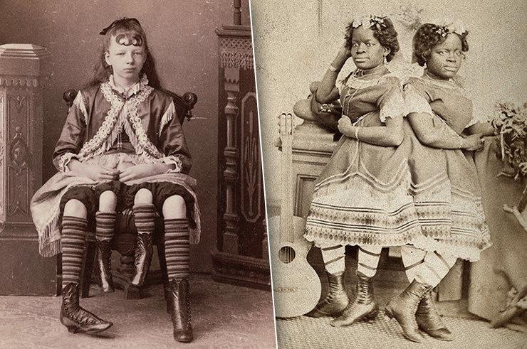 4 истории женщин, выступающих в бродячих цирках