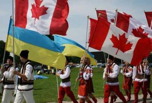 Бандеровский шпагат между Россией и Канадой
