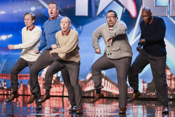 Картинки по запросу Old Men Grooving bust a move, and maybe their backs! | Britain's Got Talent 2015