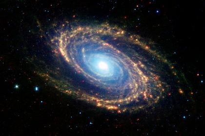 Обнаружены признаки существования иной Вселенной