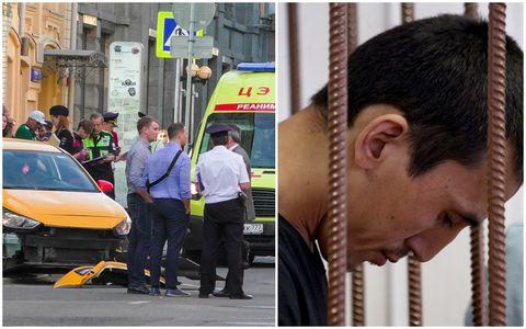 Суд вынес приговор таксисту,  сбившему пешеходов во время ЧМ-2018 в Москве