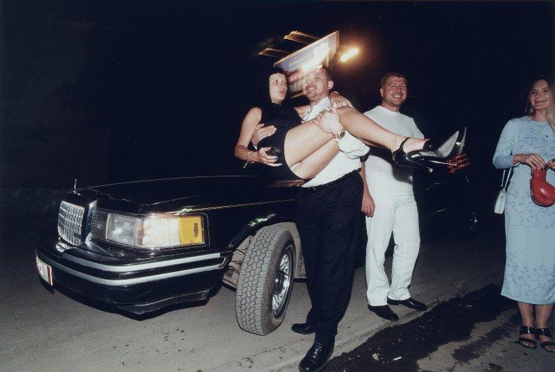 Лихие 90-е на снимках Евгени…