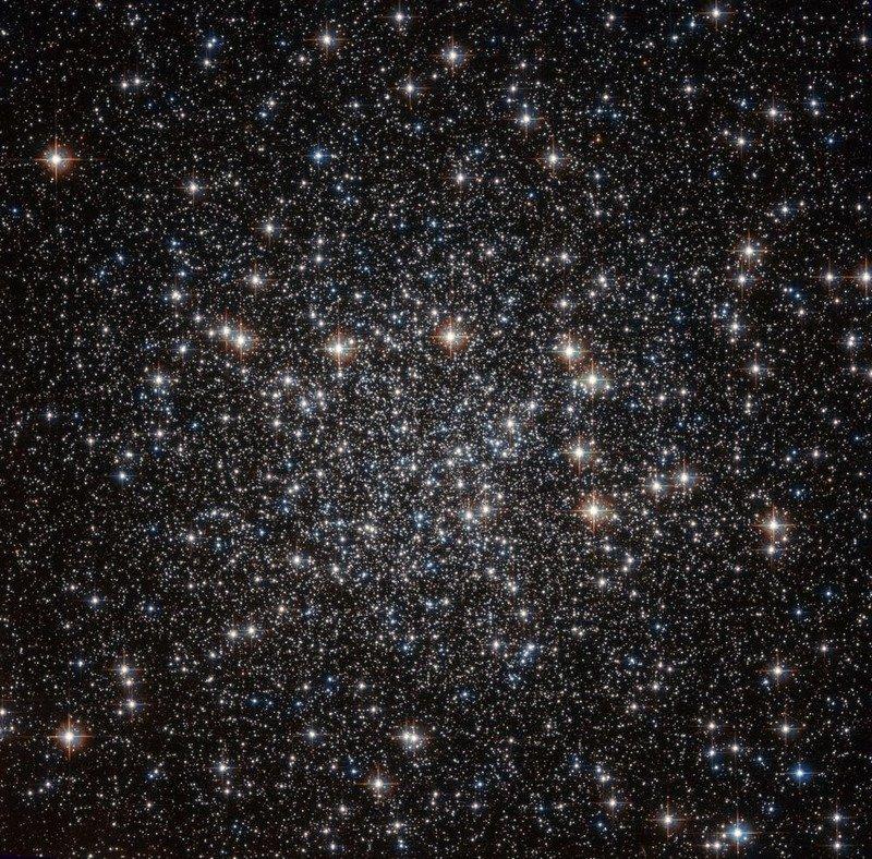 3. Мы увидим по-настоящему звездное небо Спутник Земли, Что будет если, гипотезы, земля, интересно, луна, теории