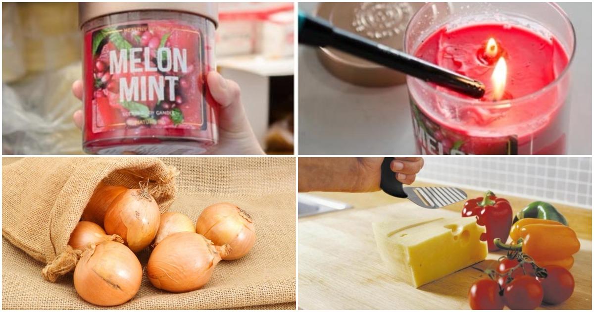 Несколько хитрых приемов, и готовка станет вашим любимым занятием