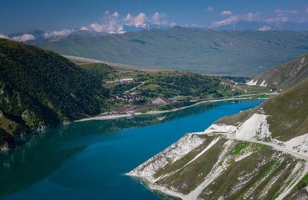 Озеро Кезеной-Ам - жемчужина Кавказа