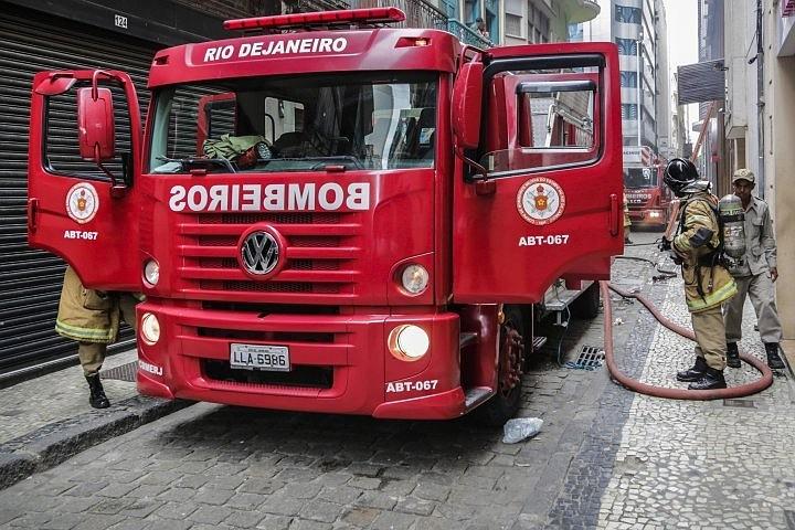 Пожар в больнице Рио-де-Жанейро: три пациента умерли при эвакуации