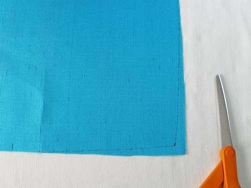 Лайфхак: как сшить идеально сидящую наволочку на подушку