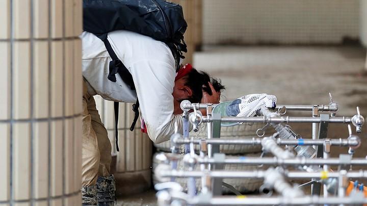 Небывалая жара в Японии: за неделю погибли 12 человек, тысячи госпитализированы