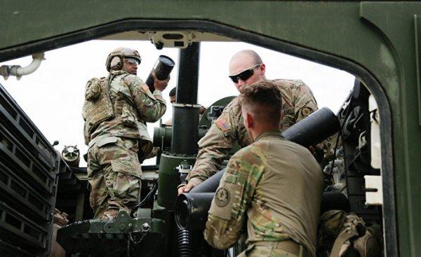 Нужно разместить больше американских солдат за границей