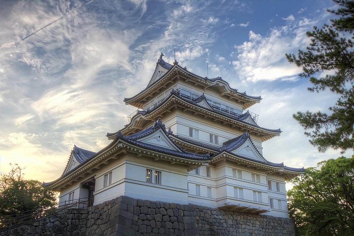 JPcastles01 Самые самые замки и храмы Японии