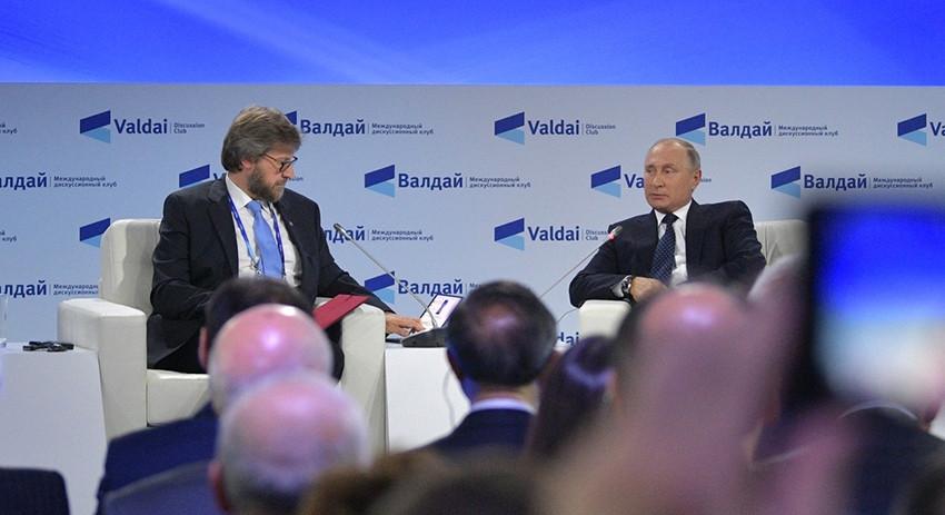 Путин: в случае ядерной войн…