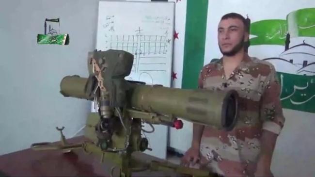 Как белорусское оружие попало к джихадистам в Сирии