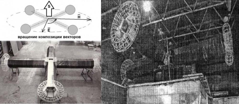 Антигравитационный двигатель Игнатьева