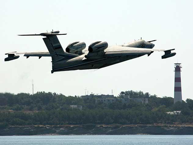В России решили возродить уникальный самолет-амфибию