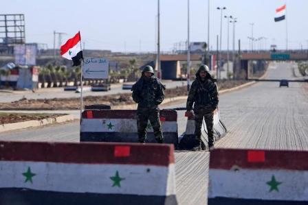 МинобороныРФ: обстановка взонах деэскалации вСирии стабильная