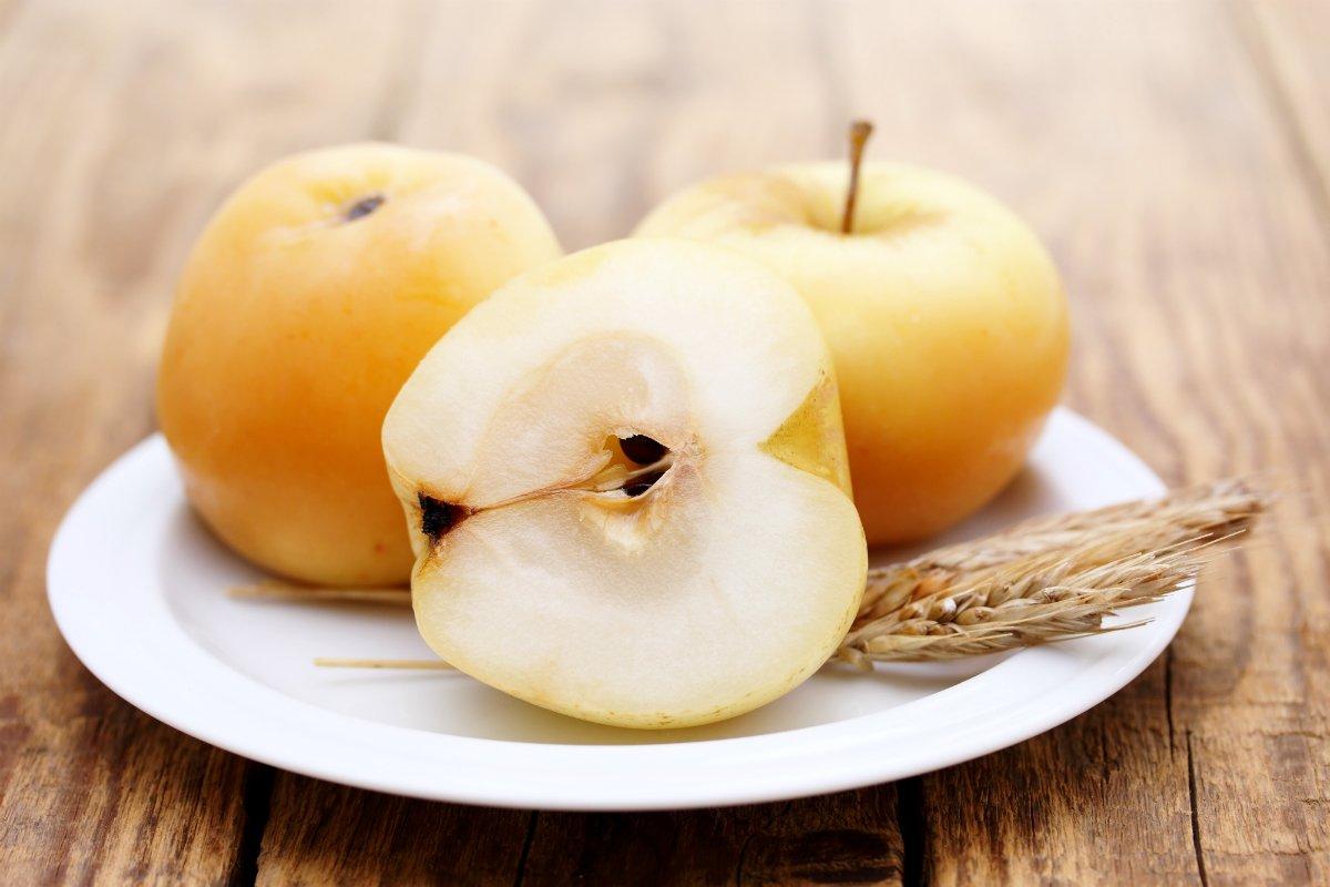 Яблоки в домашних условиях простой рецепт 602