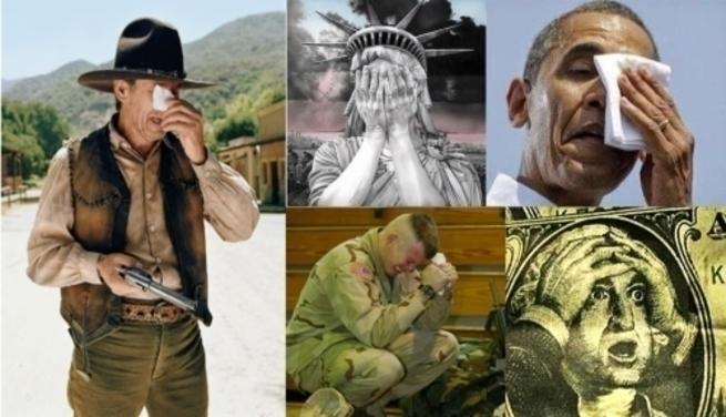 16 признаков того, что нынешнее поколение американцев станет свидетелем исчезновения США.
