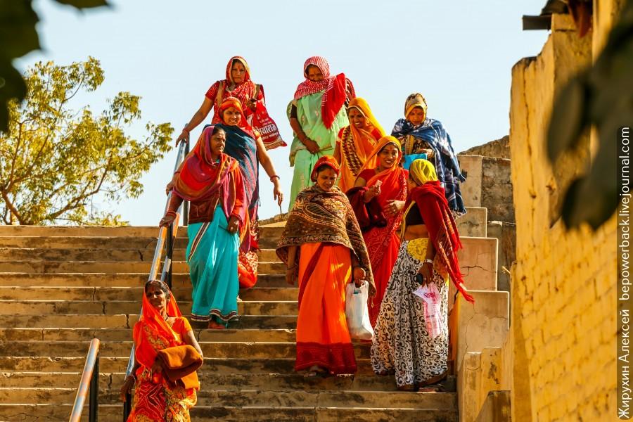 Подготовка к путешествию по Индии и советы путешественникам