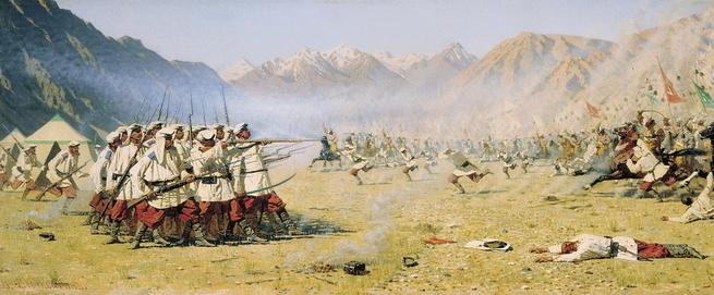 Вы можете не верить, но однажды 100 казаков бились против 10.000 армии и одержали победу...