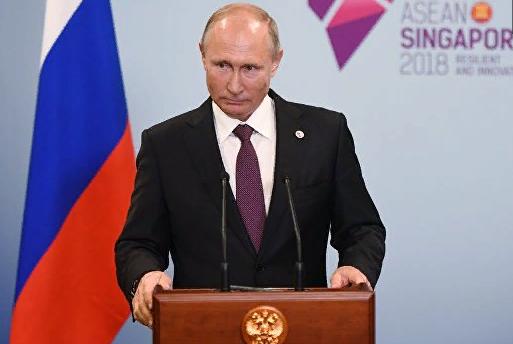 Путин ответил Западу на критику выборов в ДНР и ЛНР