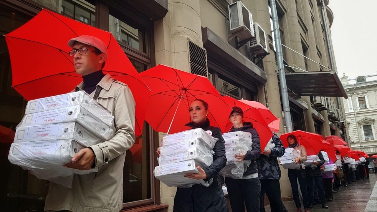 Миллион граждан России высказался против пенсионной реформы. Что нам ответит Путин?