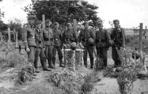Под знаменами Третьего Рейха или Третий Фронт Польской Армии  вермахт., поляки