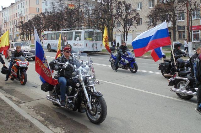 Российских членов «Ночных волков» не пустили в Польшу