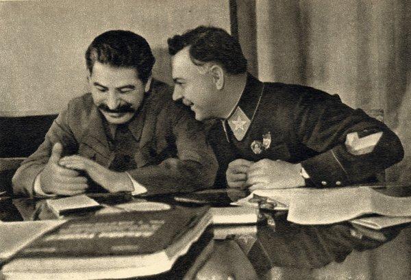 Тайный советник Сталина. Кто он?