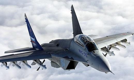 Россия готовится кпоставкам МиГ-35 встраны Латинской Америки