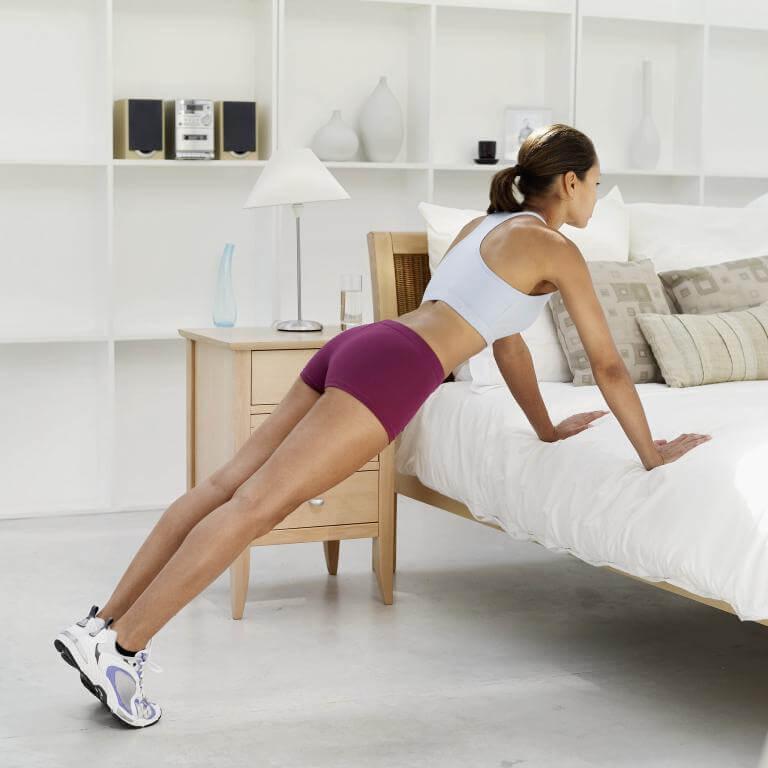 Как сохранить молодость: 3 простых упражнения против болезней старости.