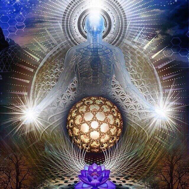 Мысль – это вибрация.