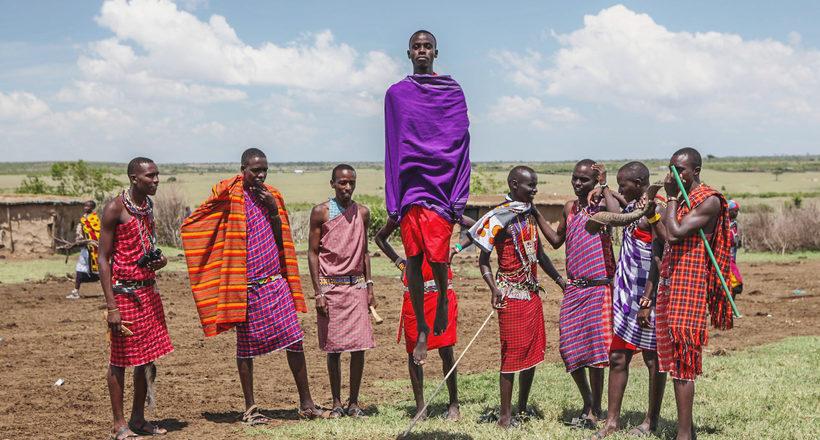 Народ тутси: где живут самые высокие люди на Земле