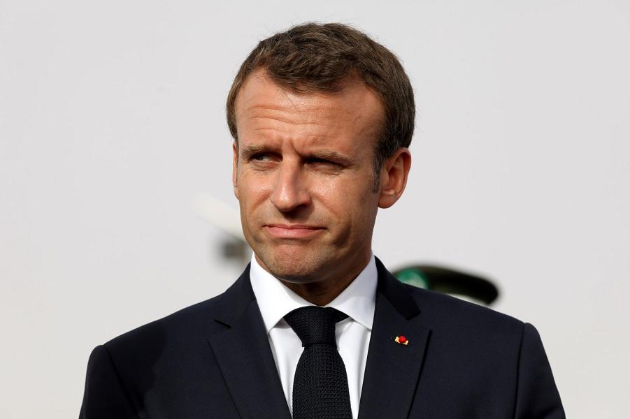 В Питер без Путина? Президент Франции Макрон едет на игру 10 июля