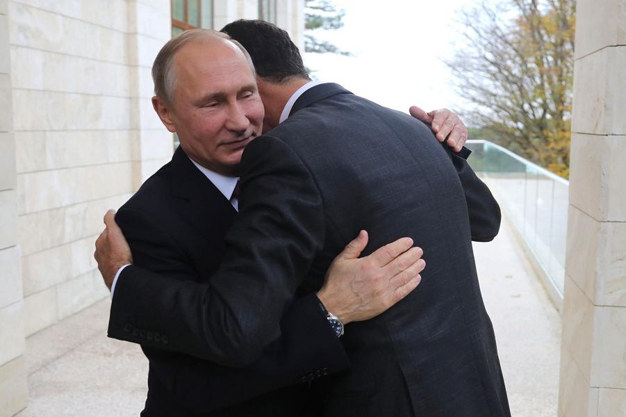 Вам все еще не ясна судьба Башара Асада? Остались сомнения?