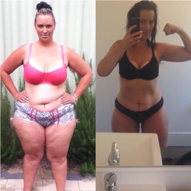 8 мам которые сильно похудели после родов