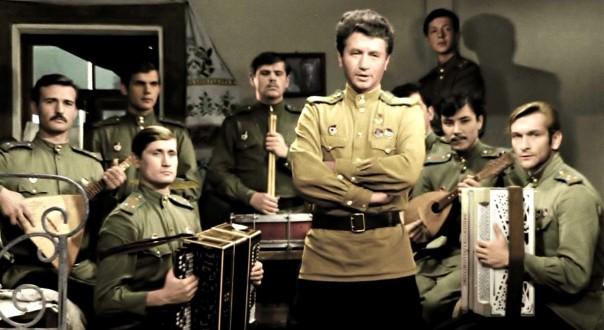 Наше «Яблочко» и их «Марсельеза»: лучшие песни из фильмов о войне