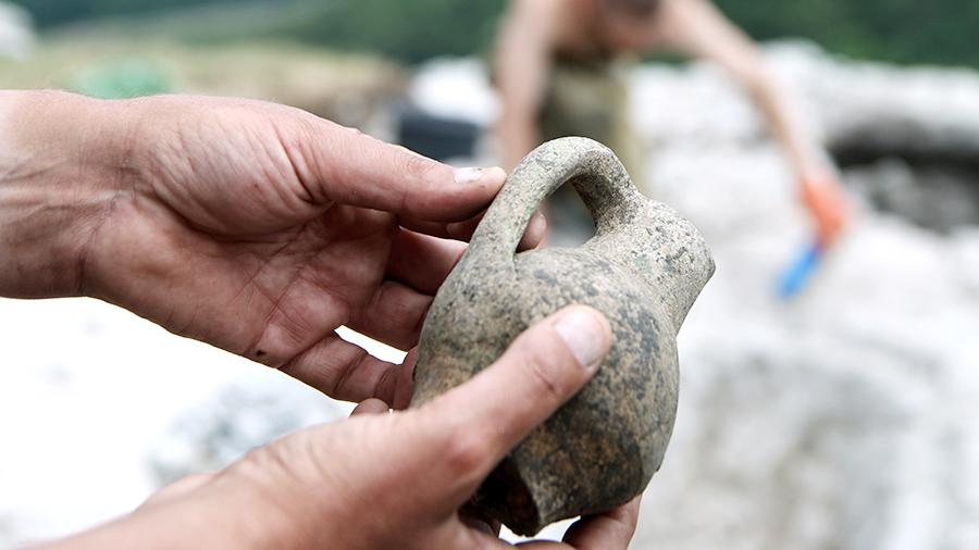 Украина против ученых: Киеву на этот раз не понравились археологи России