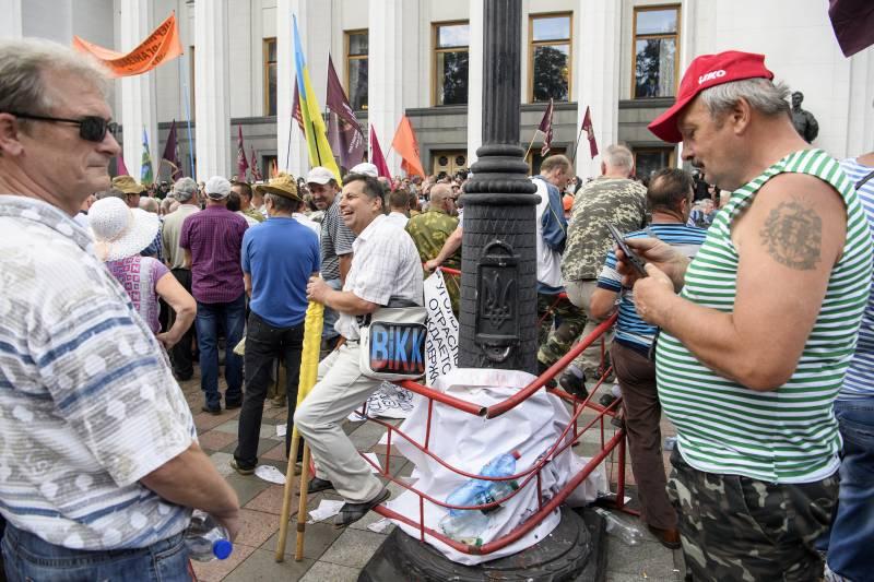 Результаты опроса на Укро-зверинце: виноваты все, но больше всех – Янукович и Россия.