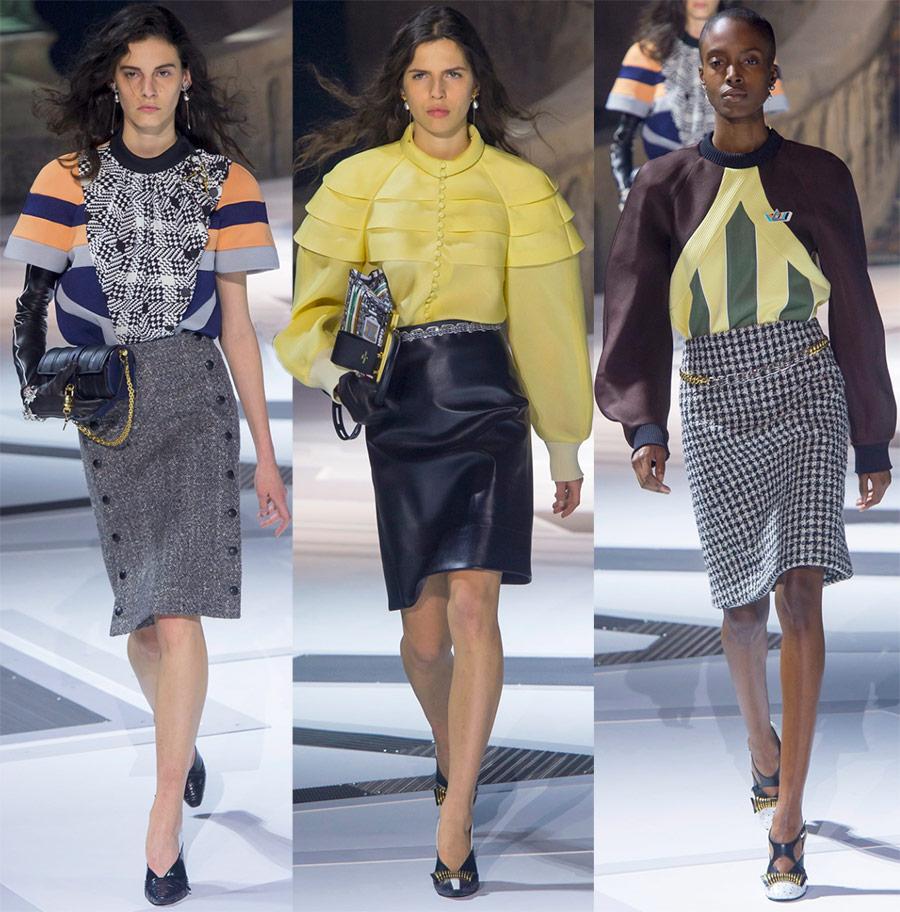Модные юбки на осень и зиму 2018-2019