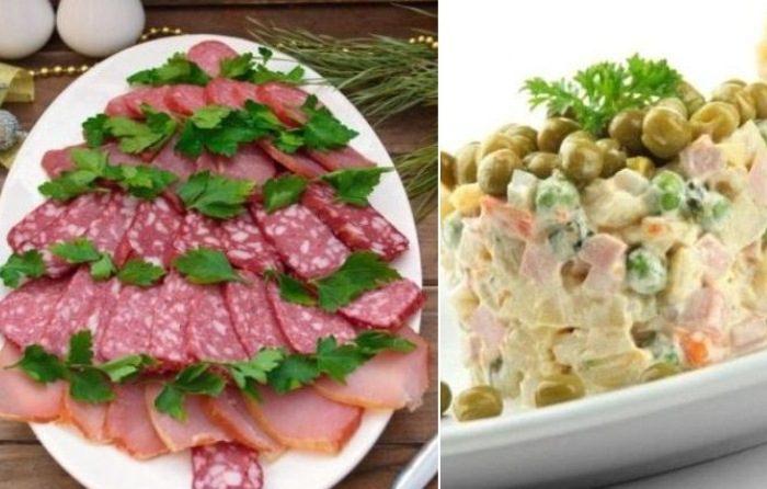 Что делать с продуктами с праздничного стола