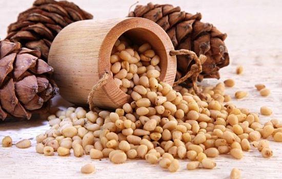 Кедровый орех лечебные свойства