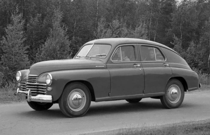 Автомобили советских спецслужб, которые участвовали в негласной войне с ЦРУ