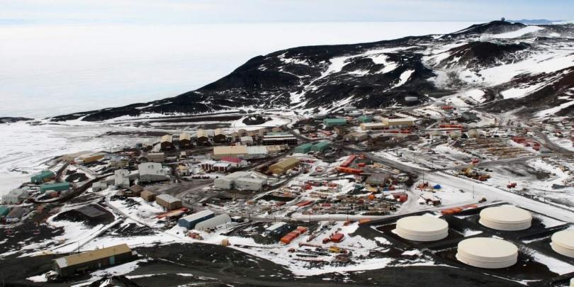 Страх и ненависть в Антарктике: загадочная гибель американских полярников