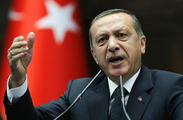 Эрдоган объявил о начале стр…
