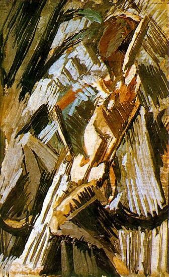 Пабло Пикассо. Купальщица. 1919 год