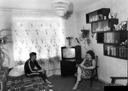 Еще раз о том, что в СССР не было бесплатного жилья