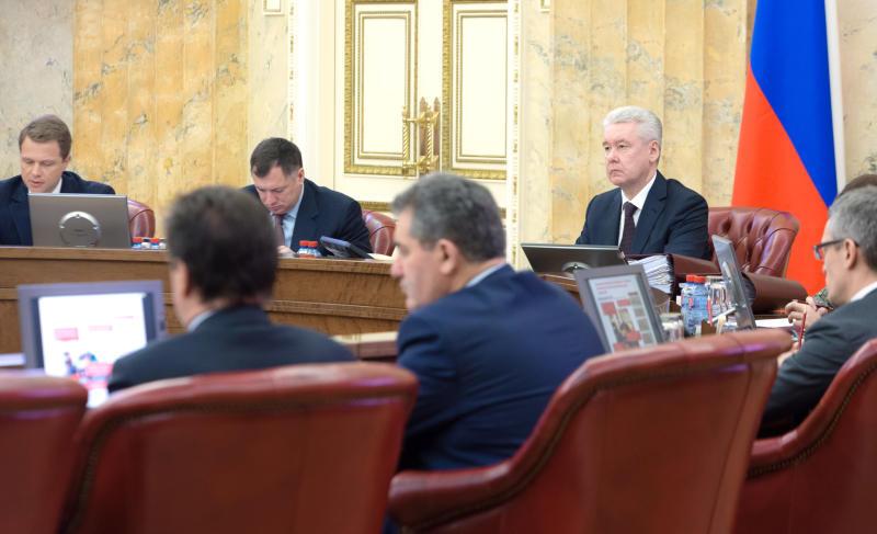 Антикризисный план правительства Москвы подготовлен вместе с общественностью и бизнесом